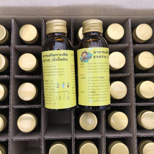 Thuốc phục hồi và kích thích rễ cho lan nhập khẩu Thái Lan Exotic - T64