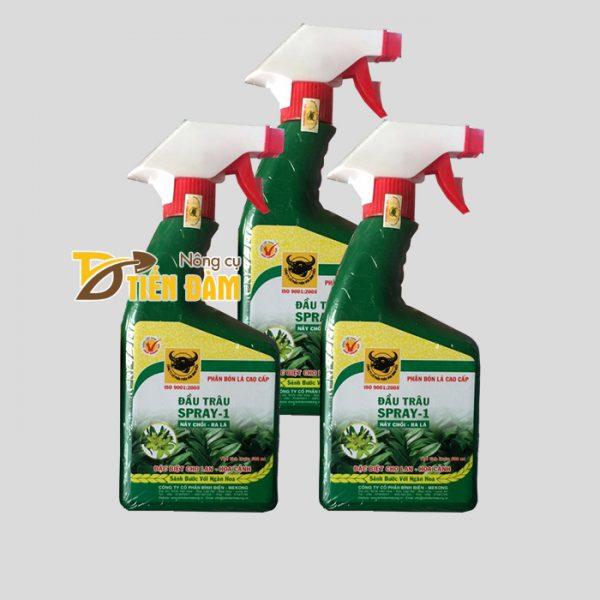 Phân bón kích nảy chồi Spray-1 dạng xịt - T13