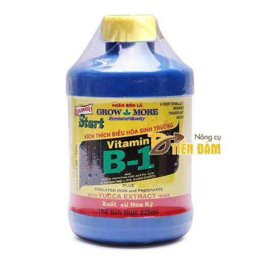 Phân bón tăng trưởng Vitamin B1 nhập khẩu Hoa Kỳ - T31