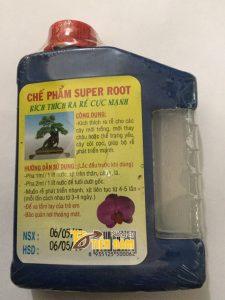 Phân bón kích thích ra rễ Super Root 200ml - T4