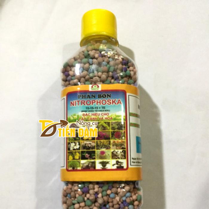 Phân bón thúc dinh dưỡng Nitrophoska - T39