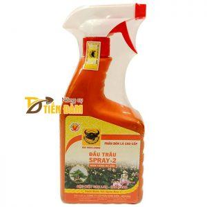 Phân bón kích ra hoa Đầu Trâu Spray-2 – T14