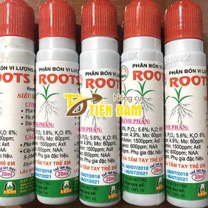 Phân bón kích rễ Super Roots New cao cấp – T7