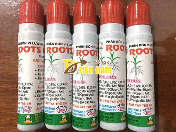 Phân bón kích rễ Super Roots New cao cấp - T7