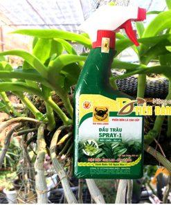 Phân bón kích nảy chồi Spray-1 dạng xịt – T13
