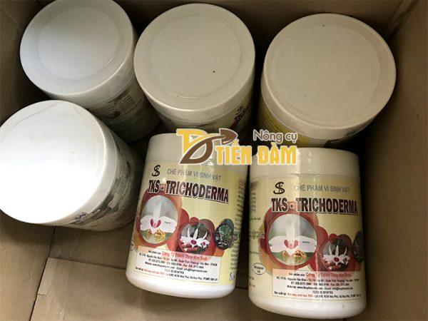Thuốc phòng trừ nấm bệnh TKS - TRICHODERMA 1kg - T43