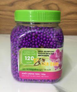 Phân bón dinh dưỡng tan chậm cho lan Ryman Flower 220  – T91