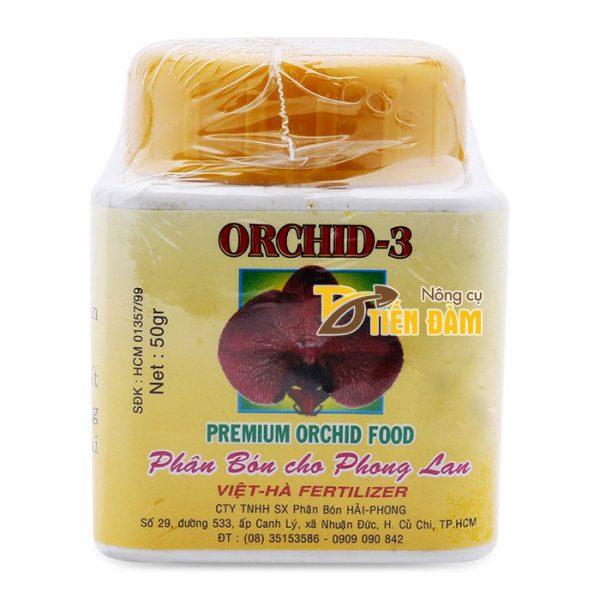 Phân bón dinh dưỡng cho lan trong thời kì ra hoa Orchid-3 - T28