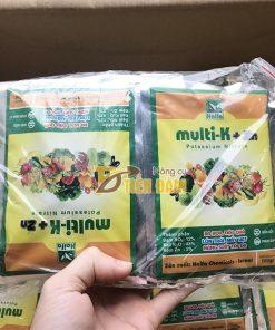 Phân bón dinh dưỡng ra hoa ,đậu quả Multi-K+Zn nhập khẩu Israel – T38