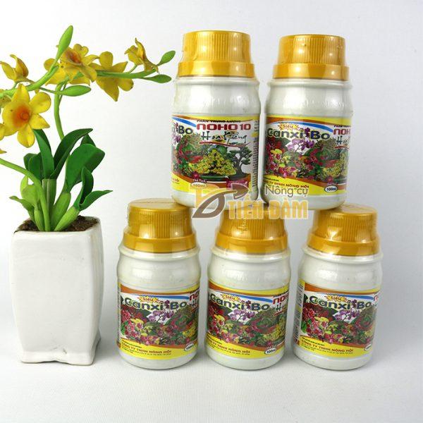 Phân bón chống rụng hoa, rụng trái Canxi Bo - T57
