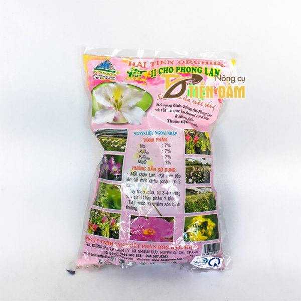 Phân bón mọi thời kì cho lan Hải Tiến Orchid - T23