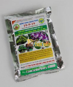 Phân bón dưỡng hoa lâu tàn Đồng Xanh (Green Field) 19-9-19 – T85