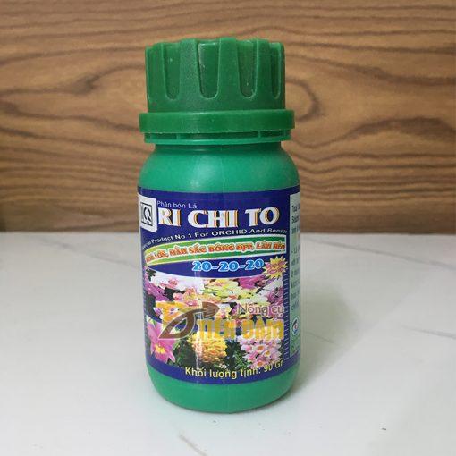 Phân bón dinh dưỡng phát triển đồng bộ Ri Chi To - T92