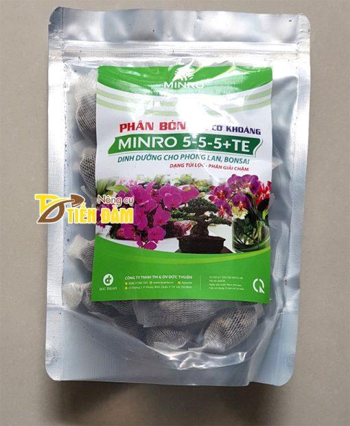 phân bón dinh dưỡng mọi giai đoạn cho lan Minro 5-5-5 - T36