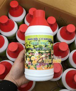 Phân bón dinh dưỡng đồng bộ Quế Lâm 03 loại 1 lít – T66