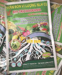 Phân bón vi lượng đề kháng nấm gây bệnh BIO-TRICHODERMA – T93