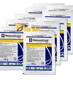 Thuốc trị bệnh thán thư , sương mai Ridomil Gold 68WG – T29