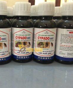 Thuốc diệt côn trùng gây hại muỗi, kiến, gián CYPADO – T78
