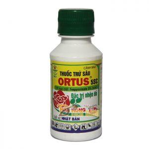 Dung dịch đặc hiệu diệt trừ nhện đỏ Ortus 5SC - T63