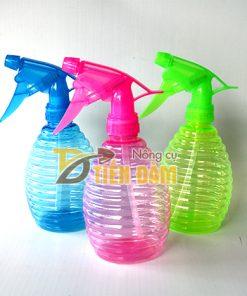 Bình xịt nhựa tưới cây mini 0.5 lit – BX0,5