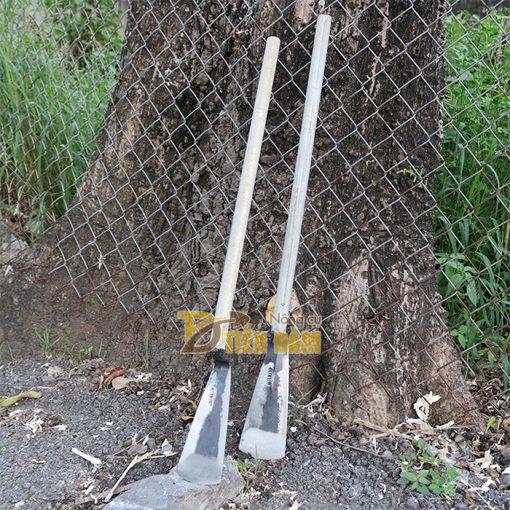Dầm đào đất , đánh bầu cây cán 60cm loại nhỏ - D41