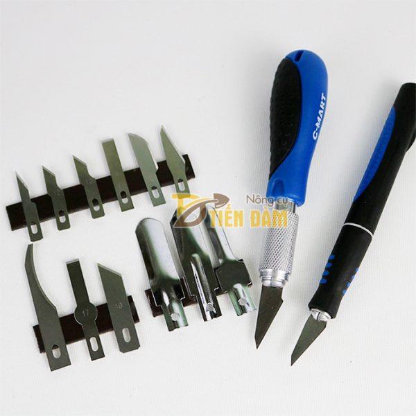 Bộ dao cắt tỉa đa năng 14 lưỡi C Mart - D44
