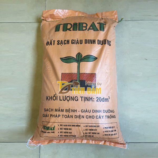 Đất giàu dinh dưỡng cho cây TRIBAT - 1 bao 8,5kg - VTN1