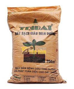 Đất giàu dinh dưỡng cho cây TRIBAT – 1 bao 8,5kg – VTN1