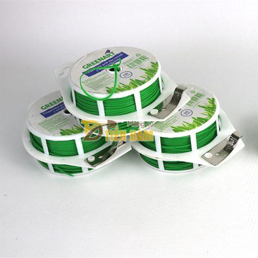 Dây buộc lan lõi kẽm bọc nhựa - cuộn 50m - D51