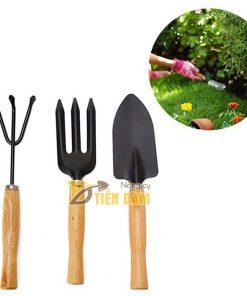 Bộ dụng cụ làm vườn mini 3 chi tiết – D17