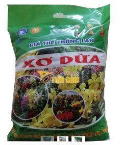 Giá thể trồng lan sơ dừa sợi – GT14