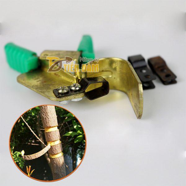 Kẹp khoanh vỏ cây loại nhỏ - D54