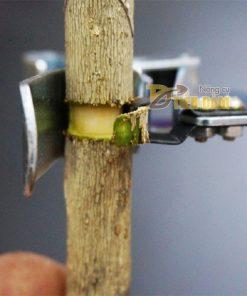 Kẹp khoanh vỏ cây lưỡi bóc loại to – D64