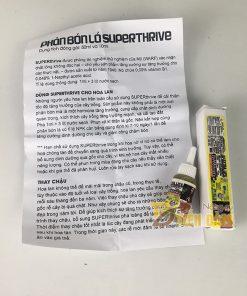 Thuốc kích thích tăng trưởng Superthrive cho phong lan lọ 10ml – T108