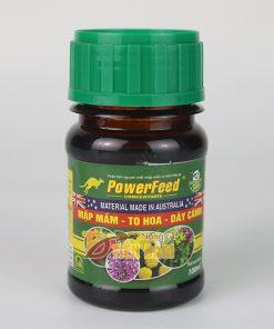 Phân bón dinh dưỡng mập mầm, hoa to, dày cánh PowerFeed – T106
