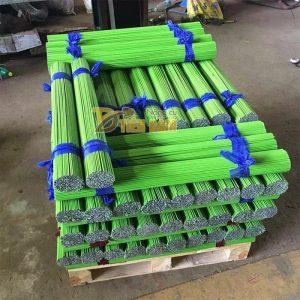 10 que cắm lan dài 80cm màu xanh – VTK5