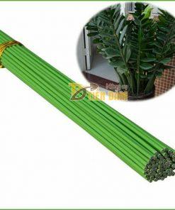 10 que cắm lan dài 90cm màu xanh – VTK6