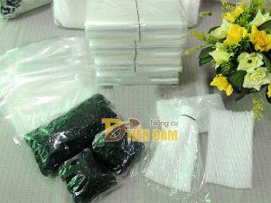 2 Trọn bộ túi bao ổi ( 2kg xốp + 2kg túi bóng + 40 000 chun)