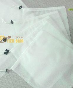 Túi vải bao xoài kích thước 20x27cm – bịch 100 túi
