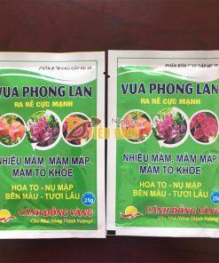 Phân bón kích rễ kích mầm Vua Phong Lan – T107