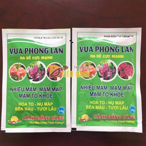Phân bón kích rễ kích mầm Vua Phong Lan - T107