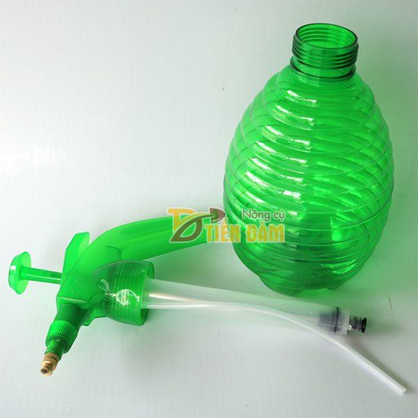 Bình xịt nhựa tưới cây 1,8 lit - BX1,8
