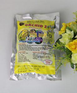 Phân bón dinh dưỡng kích hoa cho lan Orchid 2 – 500g – T110