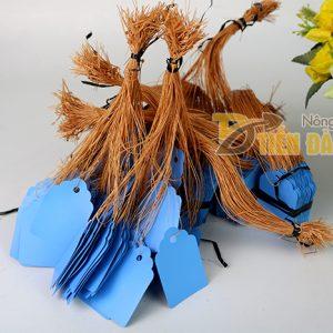 Thẻ ghi tên cây trồng có dây đeo – set 100 thẻ – VTK11
