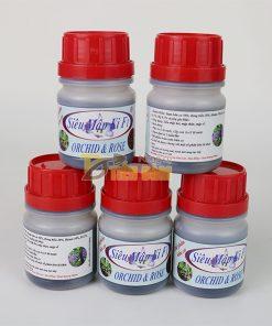 Chế phẩm hữu cơ siêu mập Ki F1 Orchid & Rose – T121