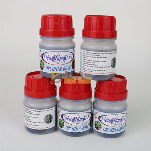 Chế phẩm hữu cơ siêu mập Ki F1 Orchid & Rose - T121