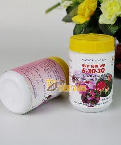 Phân bón lá kích hoa cho lan HVP 1601 6-30-30 – Lọ 100g – T122