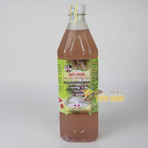 Dịch chuối kích thích sinh trưởng cho lan – chai 1 lít – T118