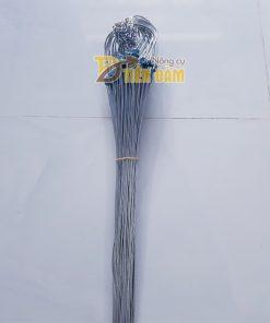 10 Móc treo giỏ lan 3 dây làm bằng thép – VTK10