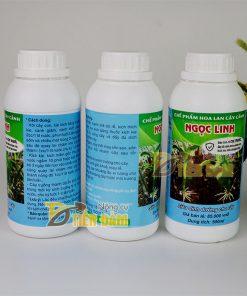 Chế phẩm Ngọc Linh kích rễ, kích kie cho lan và cây cảnh – 500ml – T115